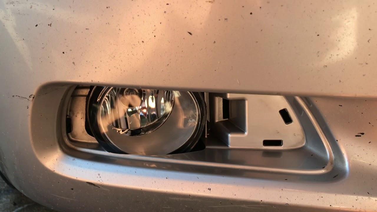 small resolution of 2008 toyota camry fog lights install