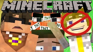 If Minecraft was NOT for Kids