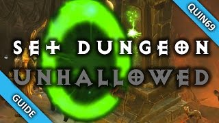 diablo 3 set dungeon unhallowed essence mastery   how to   patch 2 4