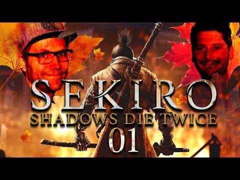 Dark Souls in Japan | Sekiro Shadows Die Twice mit Simon & Nils #01