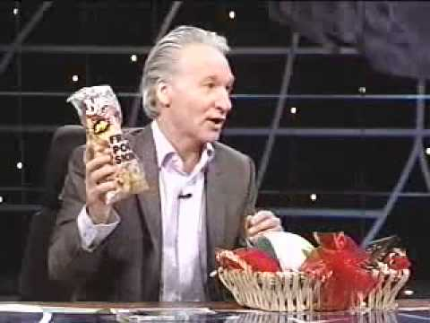 Bill Maher- Gift Bags for Red & Blue States