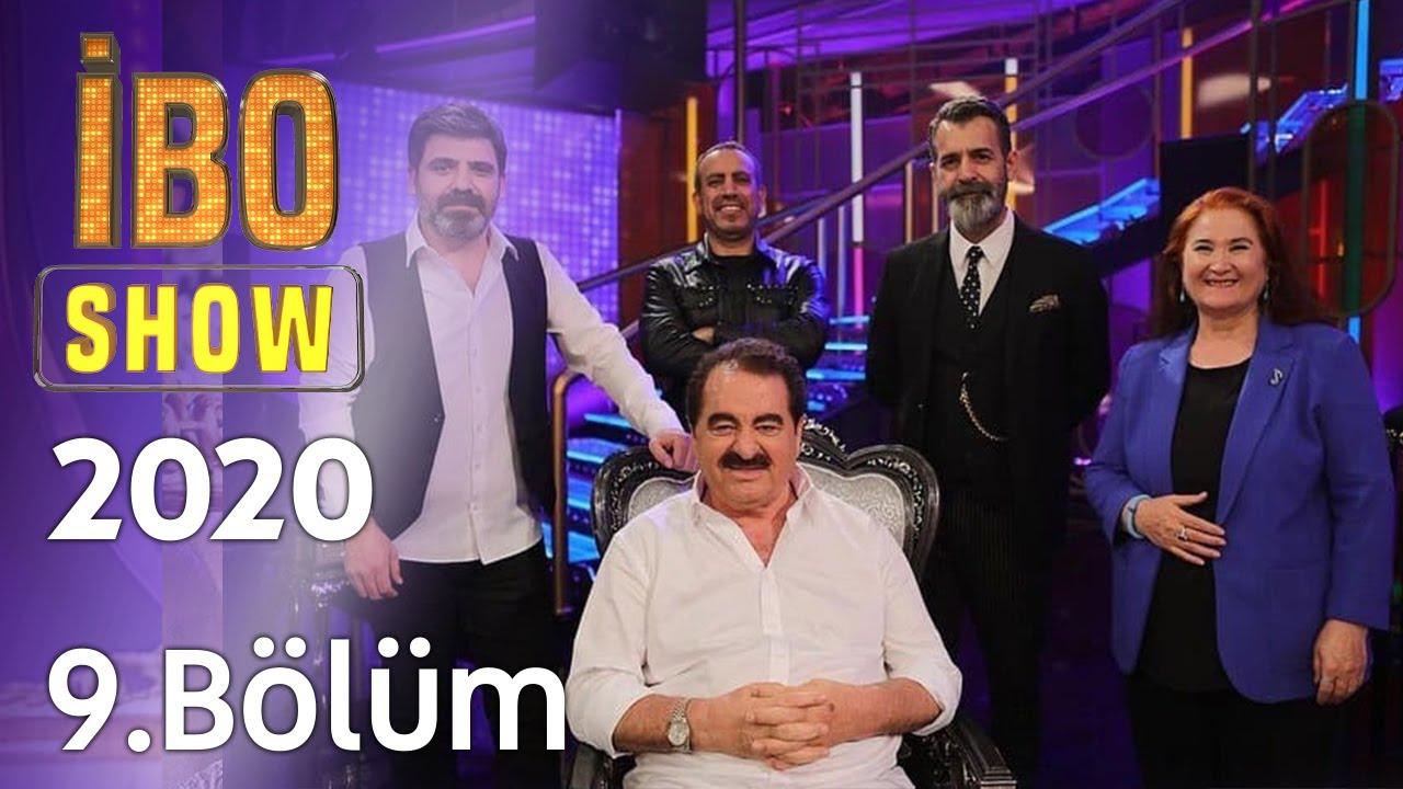 İbo Show 2021 9. Bölüm (Konuklar: Haluk Levent & Sabahat Akkiraz & Hüseyin Turan & Ender Balkır)