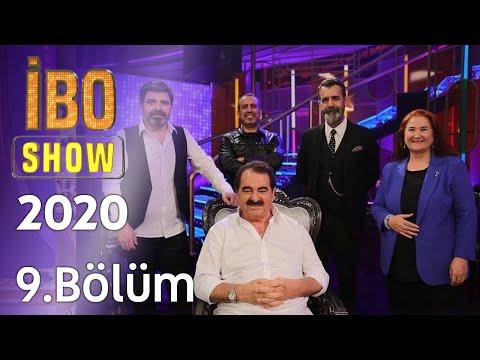 İbo Show 2020 - 9. Bölüm (Konuklar: Haluk Levent \u0026 Sabahat Akkiraz \u0026 Hüseyin Turan \u0026 Ender Balkır)