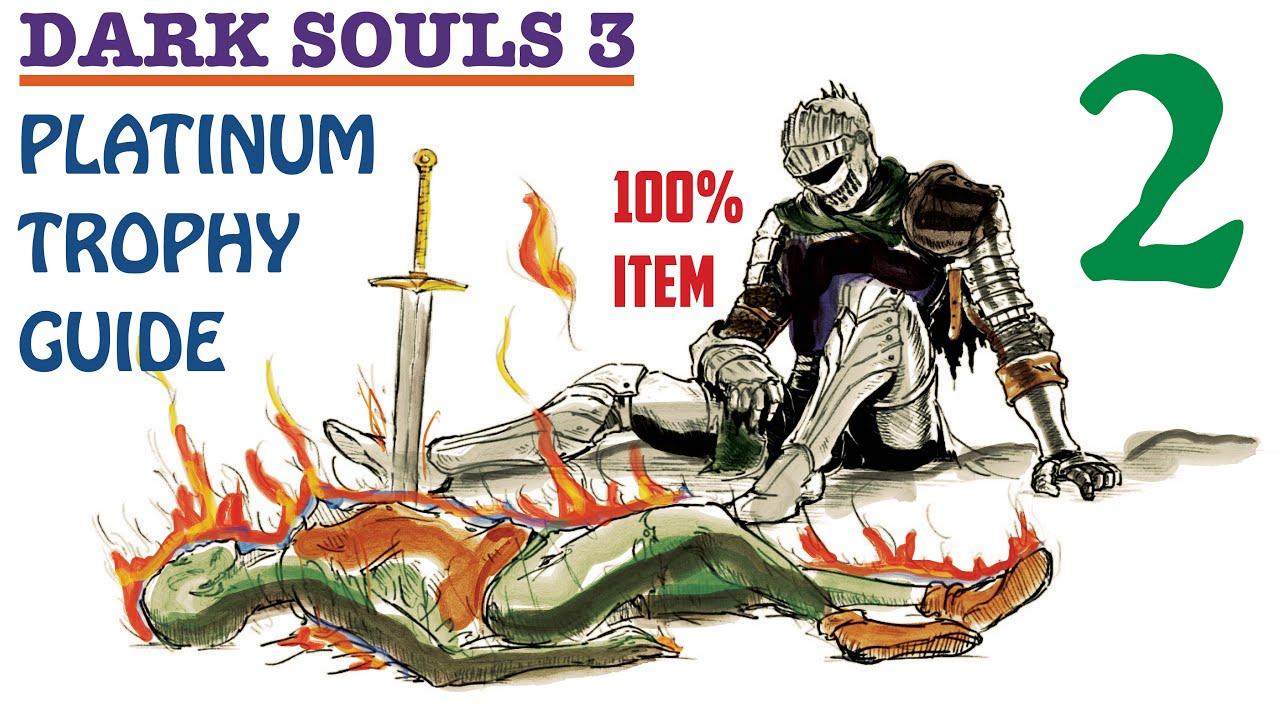 Dark Souls 3 Trophäen