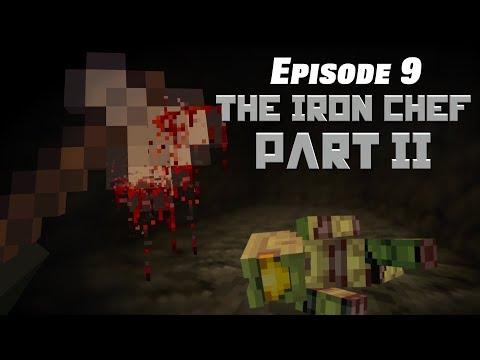Deep Sheep Season 2 Episode 9: The Iron Chef Part II