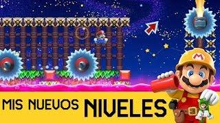 MIS 2 NUEVOS NIVELES: Habitación del Tiempo#2 y 99%#2 - Super Mario Maker 2 - ZetaSSJ