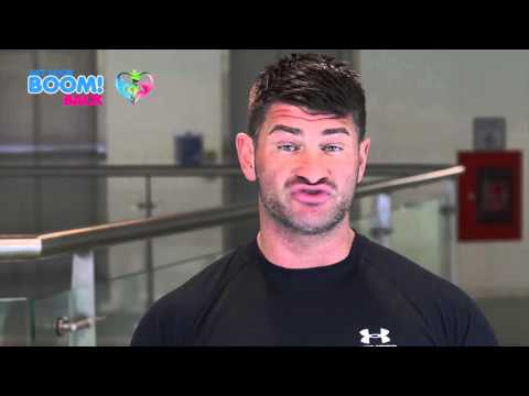 Personal Trainer Del Holland Talking About Amino Boosters