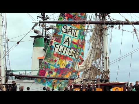 Sail A Future: Tres Hombres Setubal Arrival!!