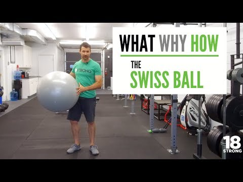WWH:  The Swiss Ball for Golfers