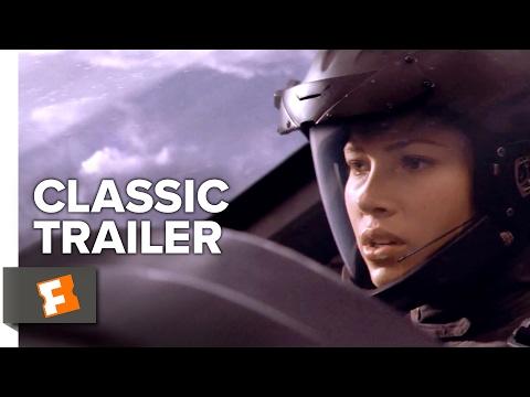 Stealth 2005  Trailer 1   Jessica Biel Movie