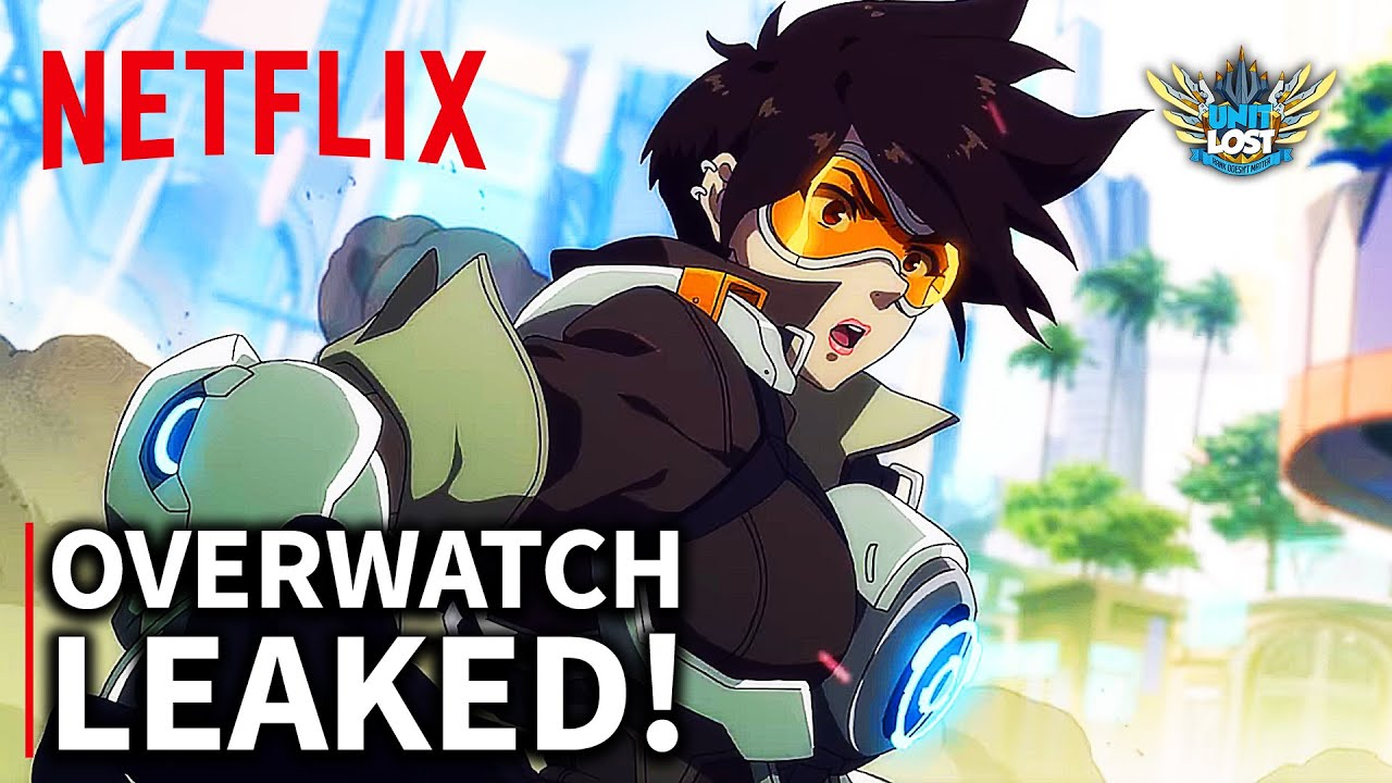 Overwatch Netflix Series Leaked Youtube