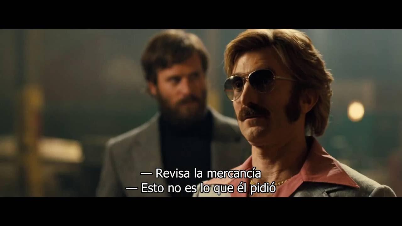 Red Band Trailer de Free Fire subtitulado en español (HD)