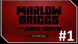 Gameplay de Marlow Briggs And The Mask of Death - PC Games Parte #1