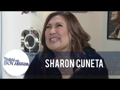 TWBA: Sharon Cuneta clarifies that there is no Lechon or buffet in her dressing room