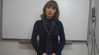 Урок хімії у Новоукраїнському НВК № 8 Оксана Жукова