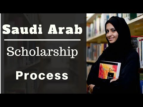 Saudi Arab Scholarships Application Process- KAUST Scholarship Application Process