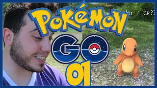 POKEMON GO EPISODE 1! Let's Play Pokemon GO! Starters, Gyms, and More!