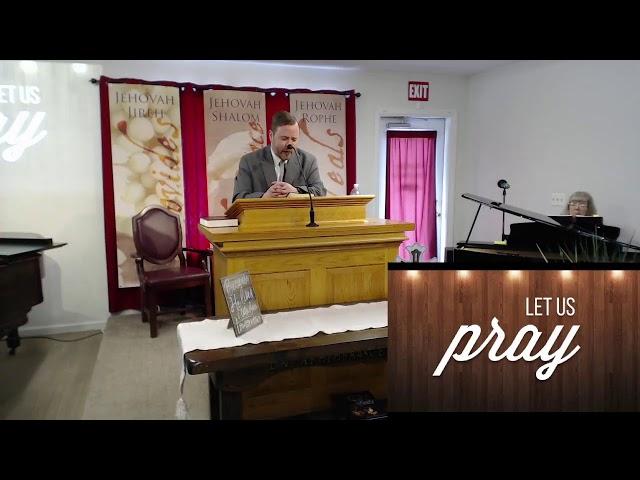 4/18/2021 - Sunday Morning Service