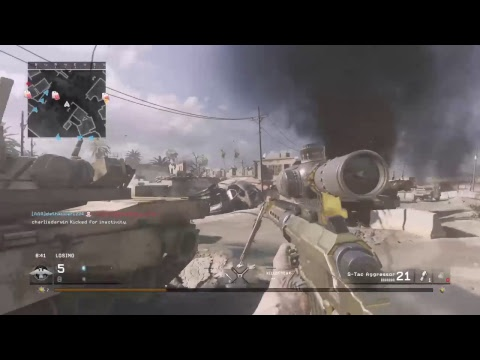 Download MWR - Grinding for clips - Sniping (Matrix Militia) LIVE!