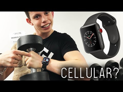 One Week With The Apple Watch Series 3 Cellular: Does It Work?