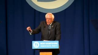New Hampshire Jefferson-Jackson Dinner | Bernie Sanders