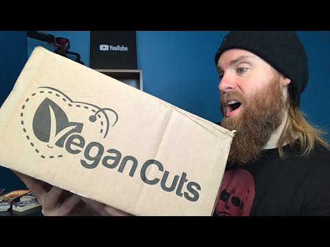 Opening Vegan Cuts Snack Box & Q&A Favorite Restaurant + More