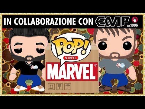 100€ di POP MARVEL Ricevuti da EMP Italia (Video Collaborazione)