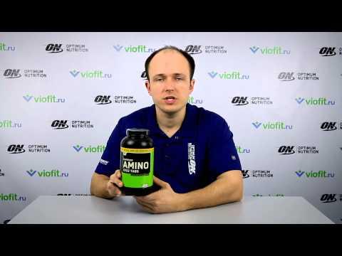Cпортивное питание - аминокислоты Optimum Nutrition New Superior Amino 2222 Tabs