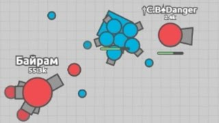 Diep.io FFA - Factory: Command and Destroy (Highlight Reel)