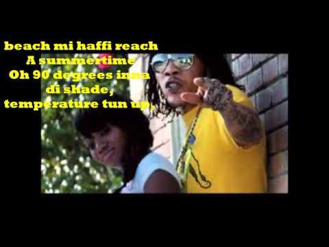 vybz kartel-summertime lyrics
