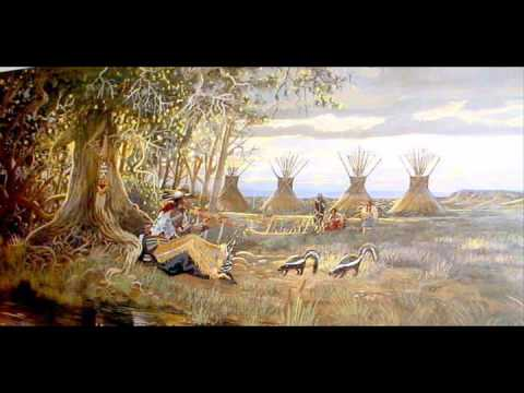 Native American Hopi Prophecy - Floyd Red Crow Westerman's Forgotten Intructions