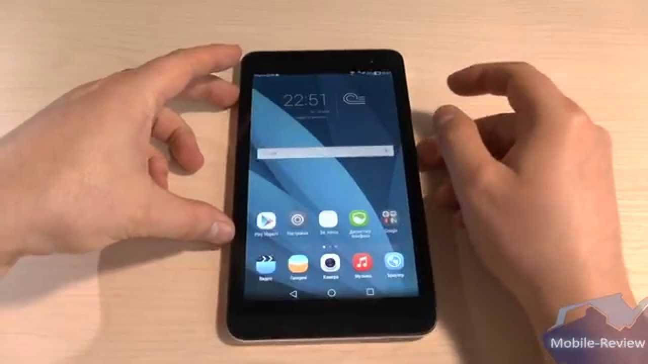 Huawei MediaPad T1 7.0 Revisión