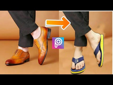 Letest Editing Picsarthow To Change Shoes Into Sleeperletest Shoes