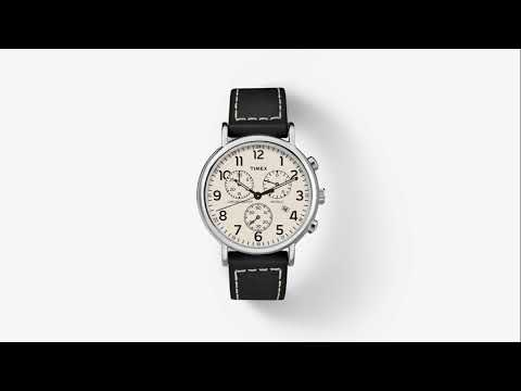 How To Use A Chronograph Watch
