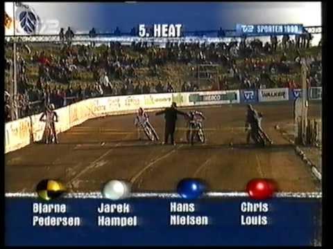 1999, Bjarne Pedersen, Chris Louis, Hans Nielsen, Jarek Hampel