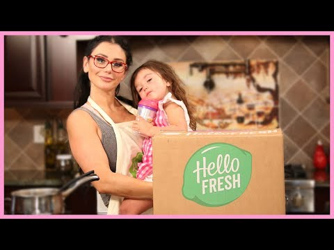 JWOWW's Summer Meal Recipe with Meilani!