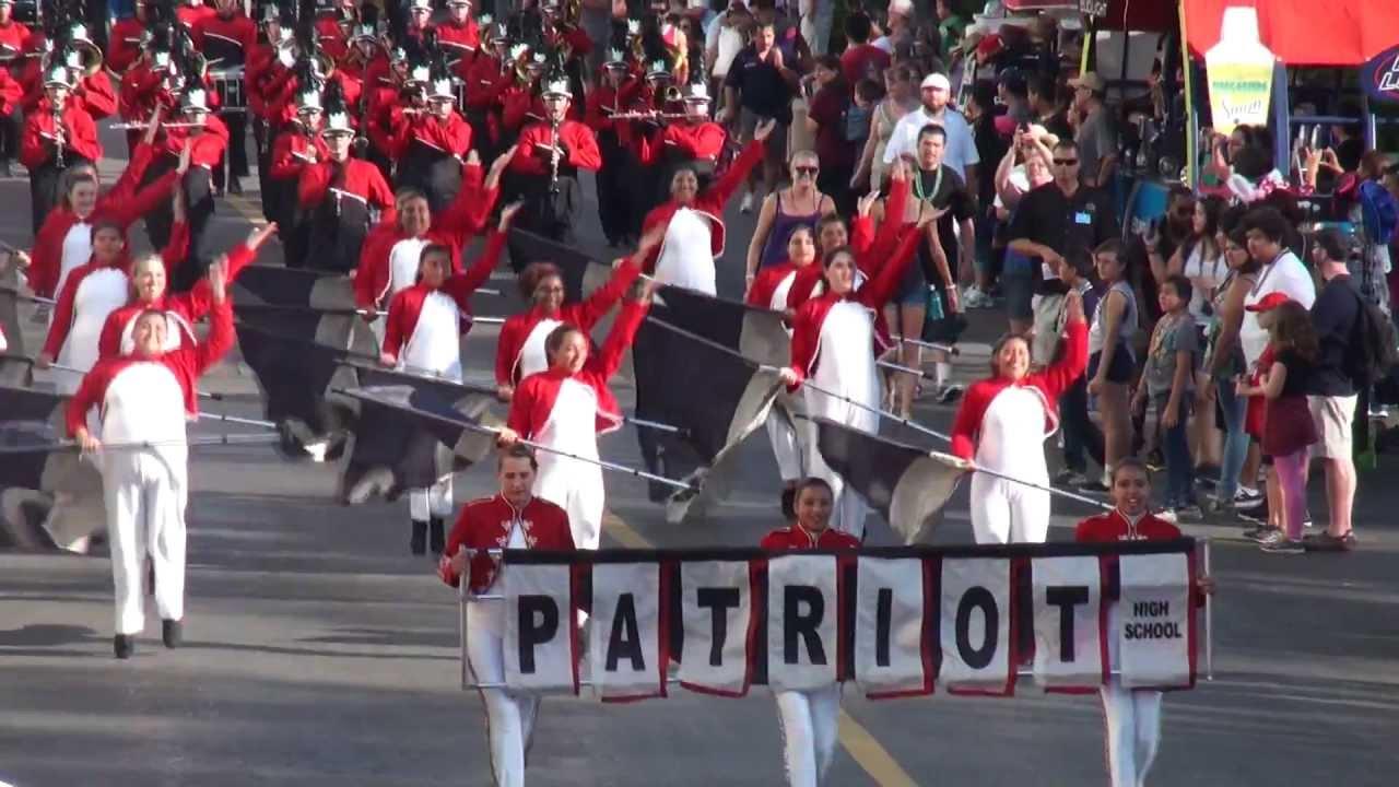 patriot high school riverside ca