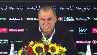 Galatasaray 3 - 2 Sivasspor | Fatih Terim: ''Falcao 17-18 gündür yok''