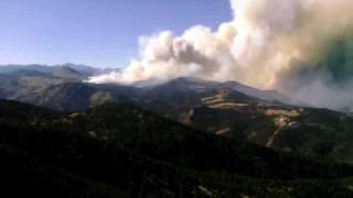 Four Mile Canyon Fire near Boulder, Colorado - Part 1 of 2