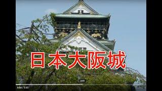 2012 04 21日本大阪城天守閣【大阪しぐれ(大阪時雨)】