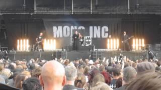 Mono Inc: Heile, heile Segen - M'era Luna, Germany, August 2013