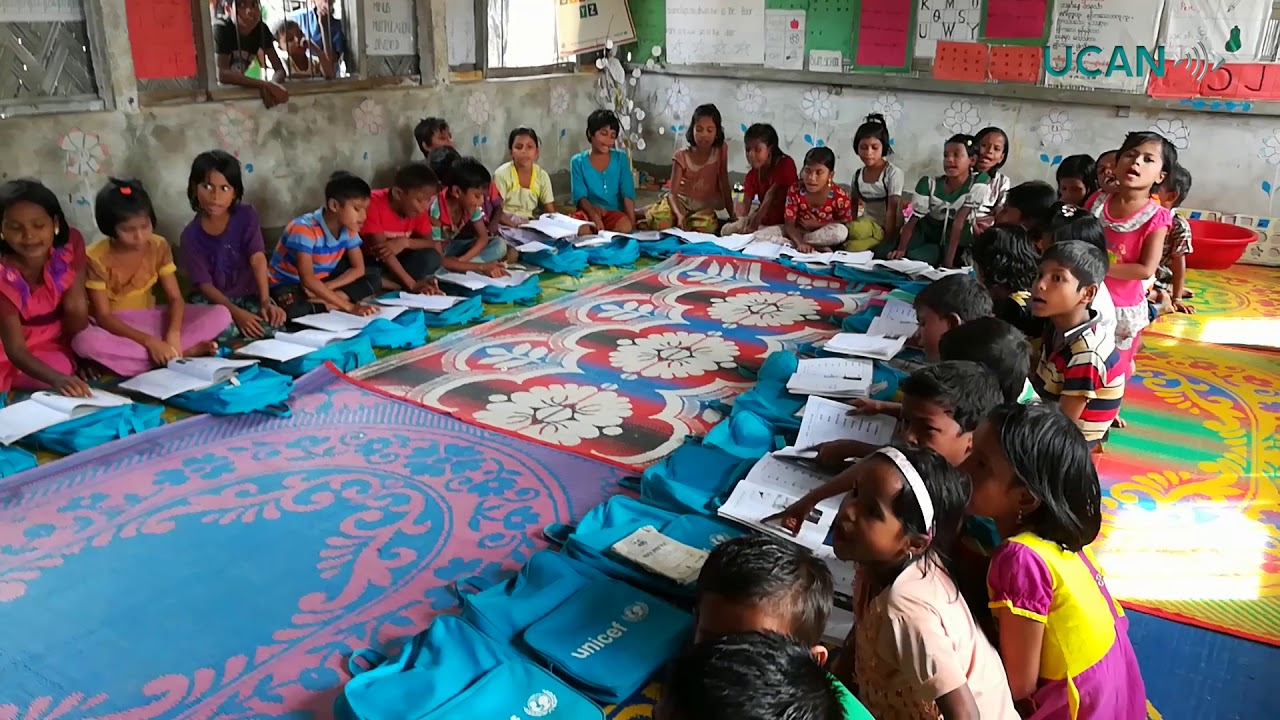 Image result for rohingya education