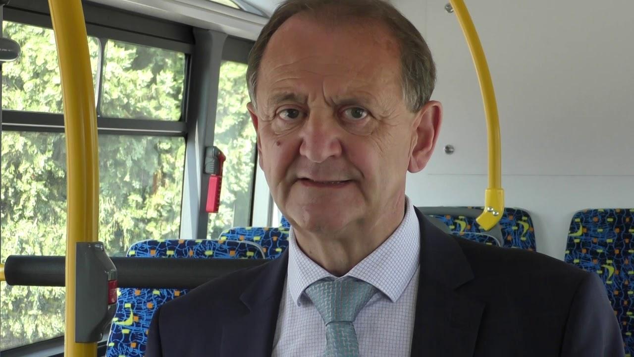 Primele autobuze electrice au sosit la Turda! (21.06.2019)
