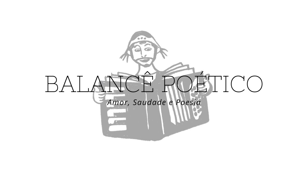 Balancê Poético é um convite para o amor em tempos de Cólera