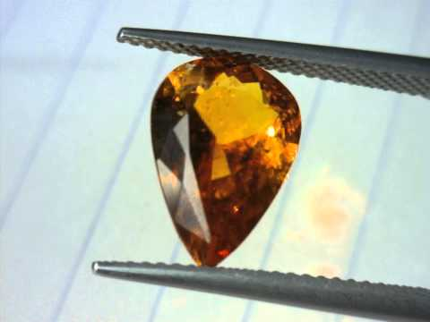 Extremely Rare Earth Mined Clinohumite