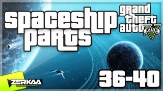 GTA V Spaceship Parts (36-40)