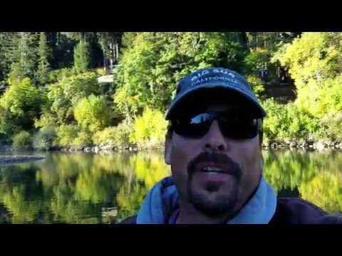 A Weekend Fishing The Russian River