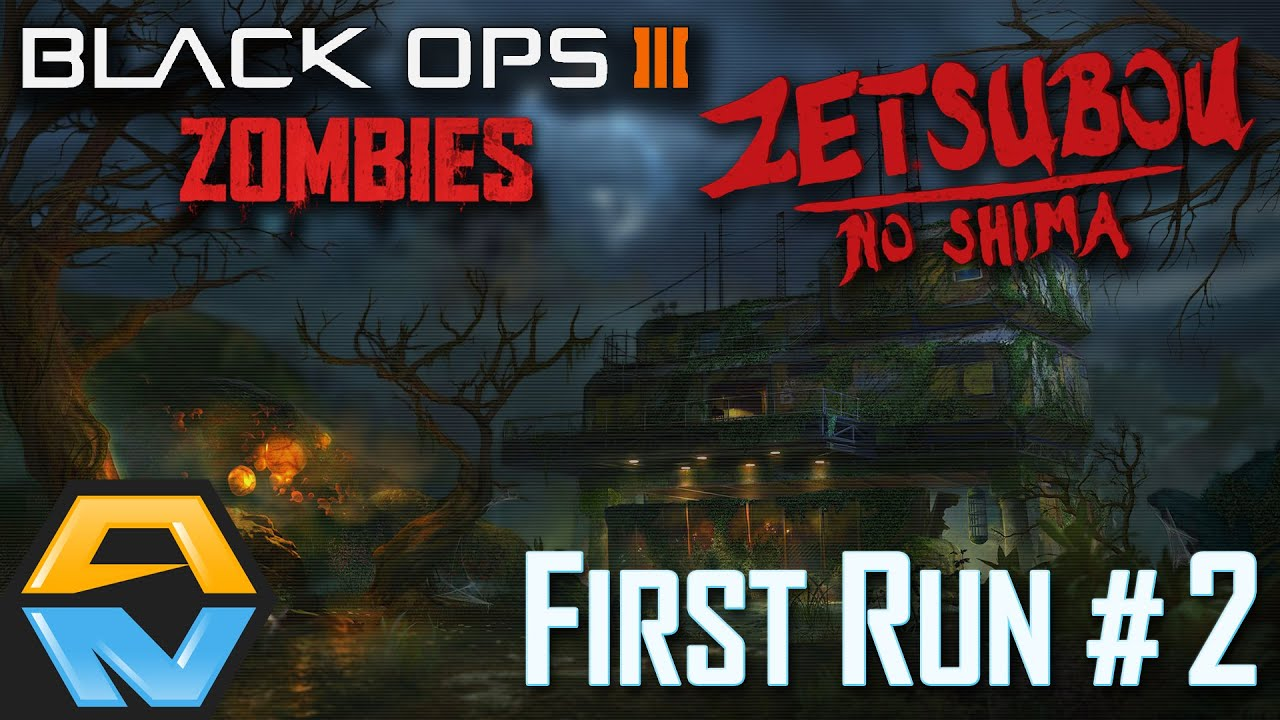 Zetsubou No Shima First Run 2 Call Of Duty Black Ops Iii