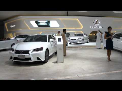 Al-Futtaim Lexus 2011 Dubai International Motor Show