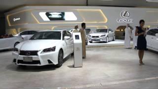 Al-Futtaim Lexus 2011 Dubai International Motor Show